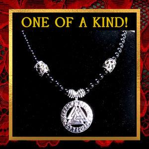 Norse Viking Valknut Necklace #490